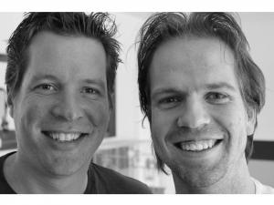 Martijn en Luuk, onze aanjagers van de evenementencommissie