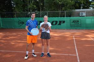 CK 2021: Guy Rutten en Meike Ligtenberg